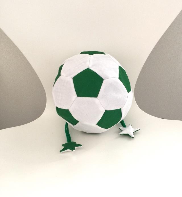 サッカーボール型☆巾着