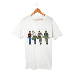 Gordie, Chris, Teddy and Vern Tシャツ 5.6oz