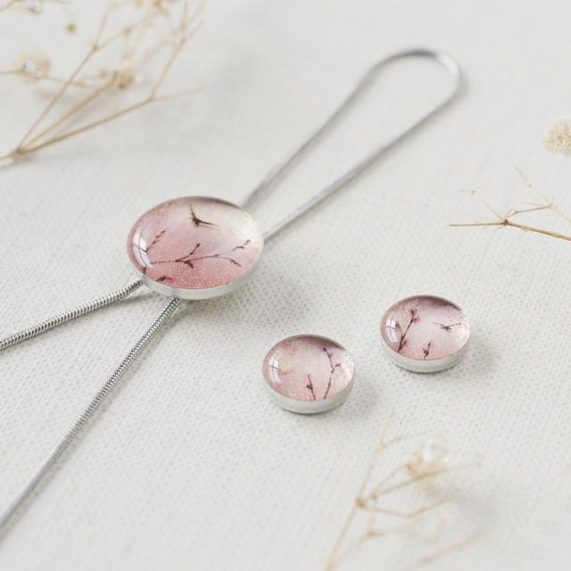 ホワイトデイセット07/桜と鳥