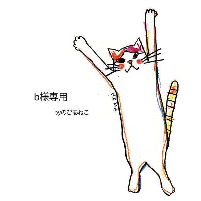 【b様お問い合わせ分】伸びるねこ iPhone case(5/5S)