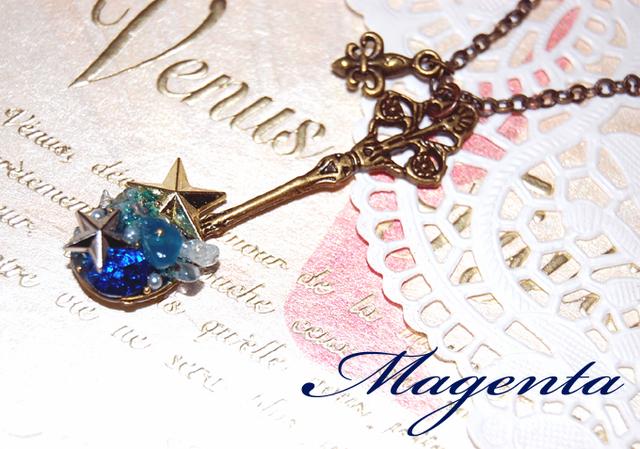 Marchen★ mon trésorペンダント・Nightsky