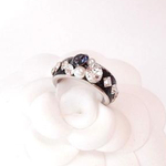 ~coco pearl&crystal ring~COCO Series・グルーデコ