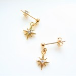 Lucky Star Gold Charm Piase