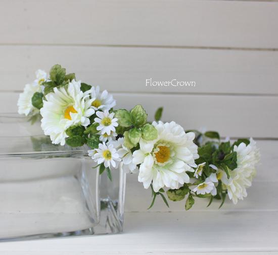 花かんむり +ホワイト+ #21#