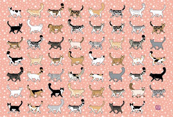 猫のポスカ『neko』