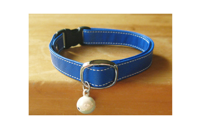 【再販】cat collar * marine
