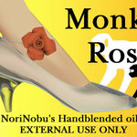 MONKEY ROSE  -5.5ml入り香油