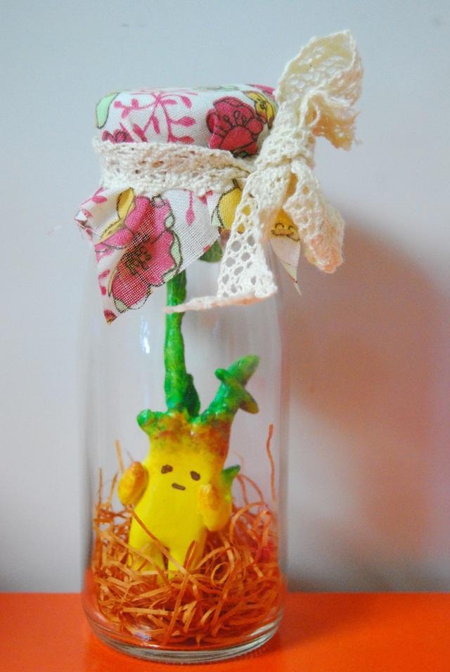 妖精の瓶詰め「シンメキイロコ」