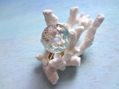 <SOLD>Seascape Ring d