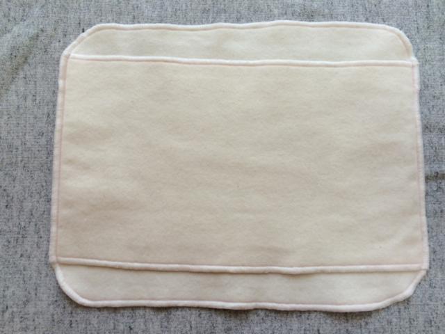 布ナプキン[4つ折プレーン] レギュラーサイズ