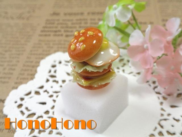 Big Burger☆イヤホンジャック(月見)