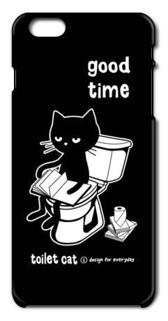 トイレとねこ    iPhone6ケース【受注生産品】
