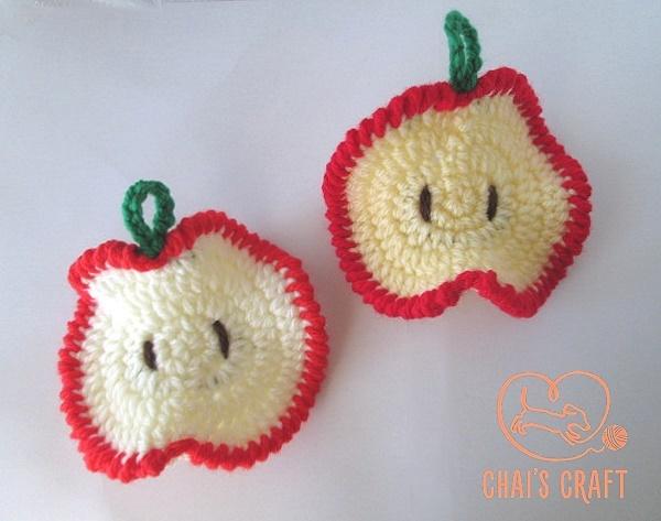 りんごチップス tawashi