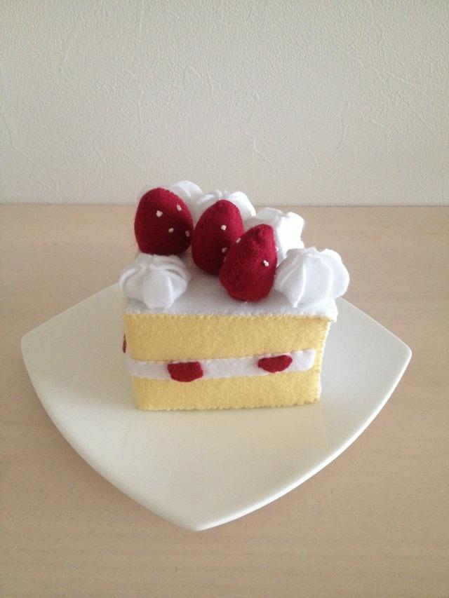 とびっきりショートケーキ♪
