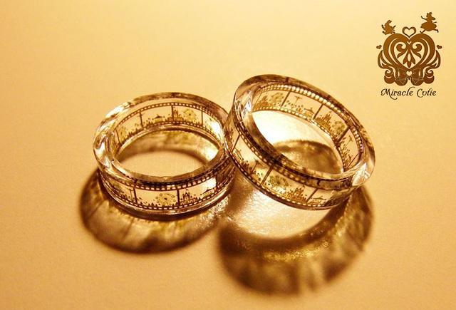 ☆お気に入り15000記念 数量限定☆フィルム遊園地の指輪