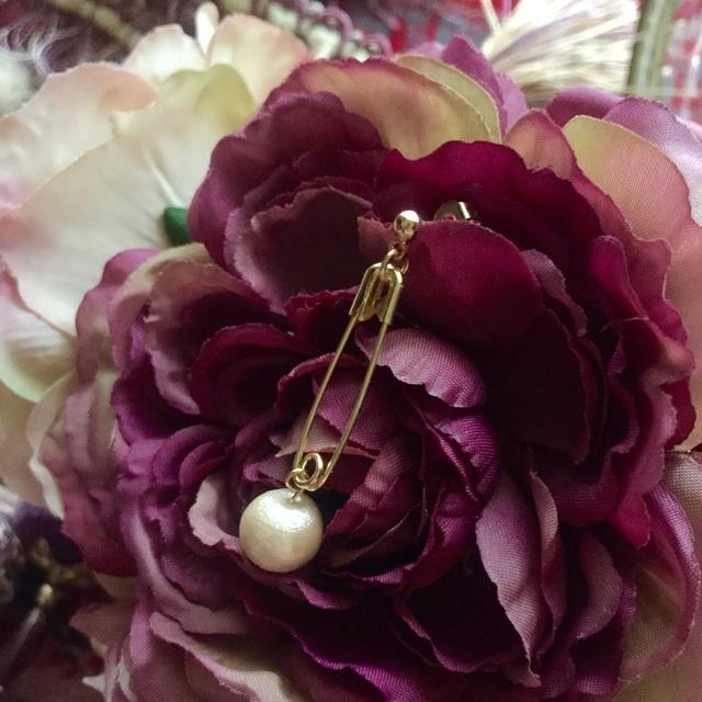 pin and pearl pierce