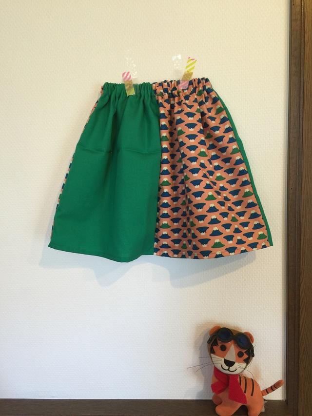 *ycm様オーダー品*サイズ90 山ガールスカート