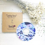 Piano and Vocal CD「Lasting Story」
