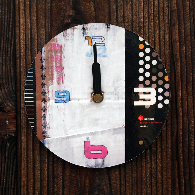 SDRコラージュ時計[01]