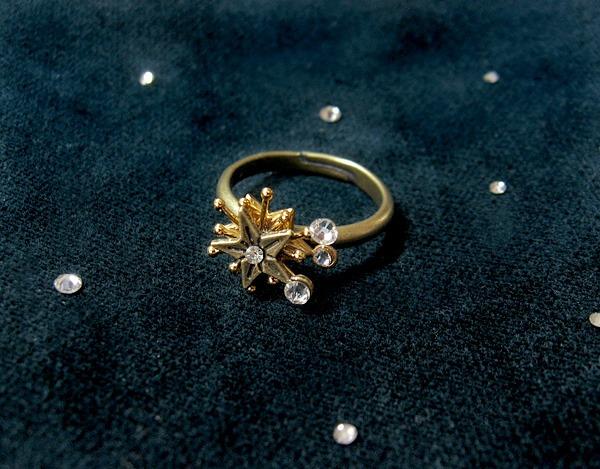 一等星の指輪