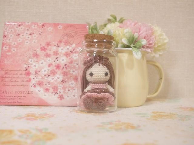 【R様オーダー分】小人の瓶詰め №1(2)
