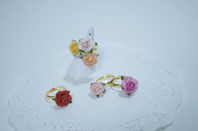【 rose rose 】Ring