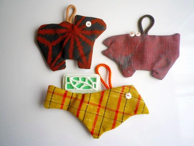 衣類用防虫剤 3個