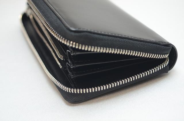 198570df575560 クリスペルカーフ ラウンドファスナー長財布 | ハンドメイドマーケット minne