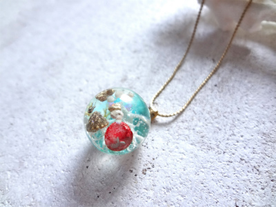Seascape Necklace e