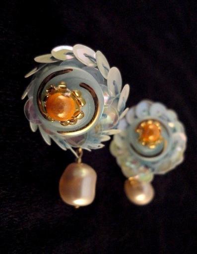 Sea sanctuary earring