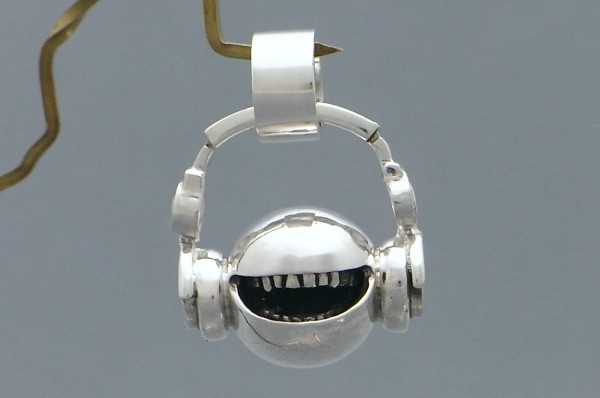 head phone S_P open smile