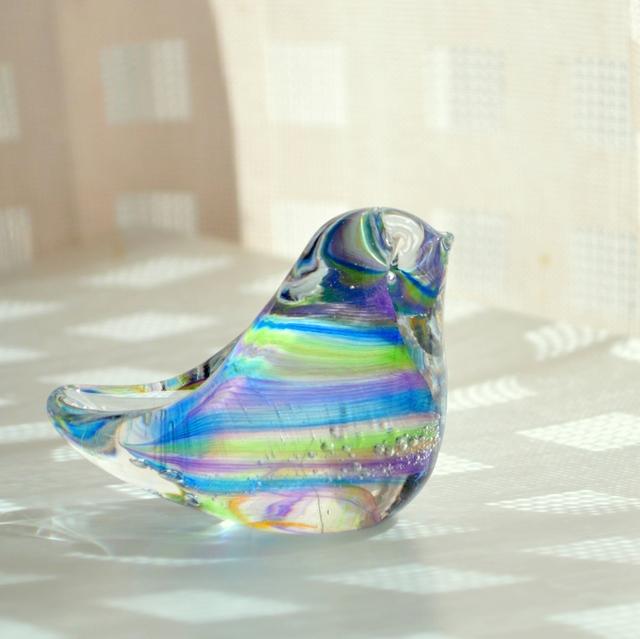 虹色の小鳥d