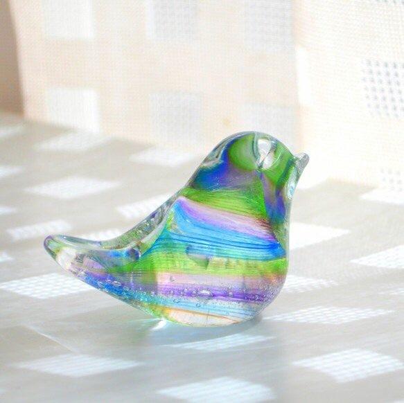 虹色の小鳥 a