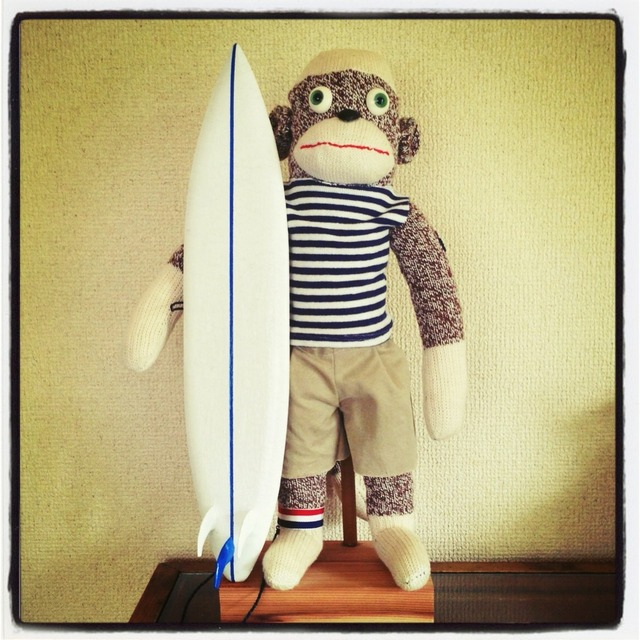 SOCK MONKEY / Surfrider