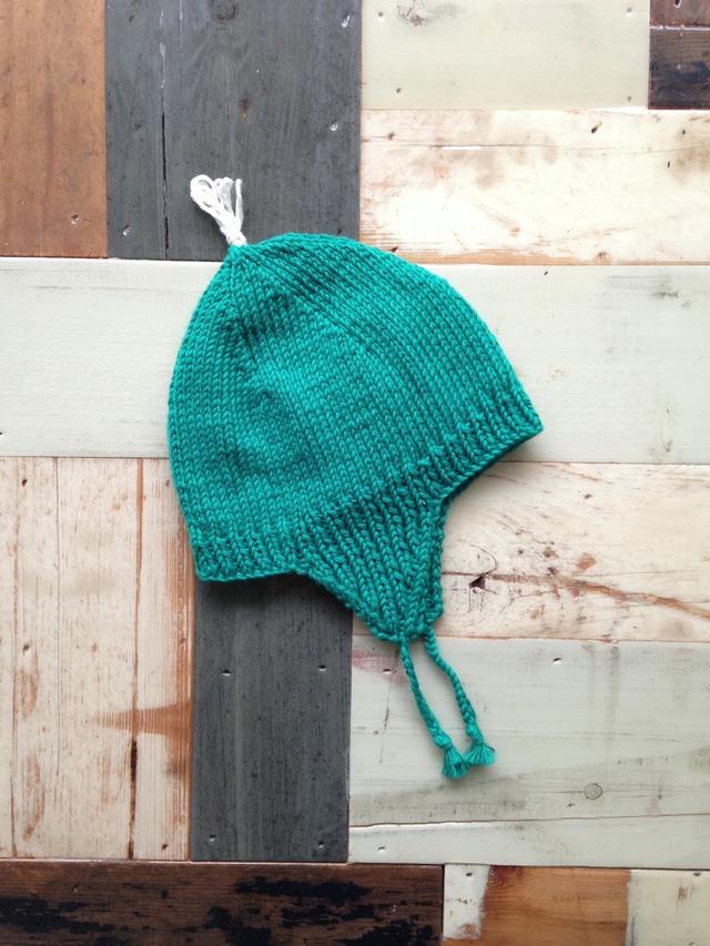 rib bonnet emerald x milk 1
