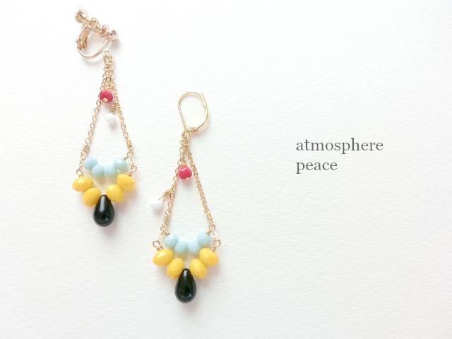 Sun flower(イヤリング/ピアス)