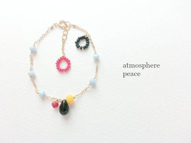 Sun flower(ブレスレット)