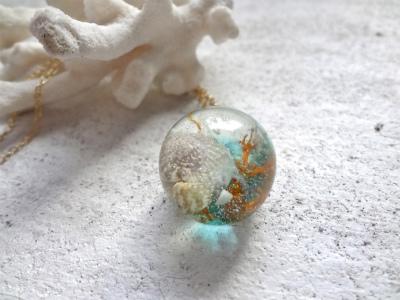 Seascape Necklace f