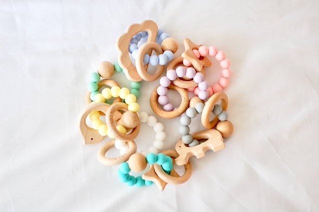 Teether Ring (Candy)