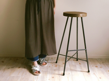 circle high stool + bar 75