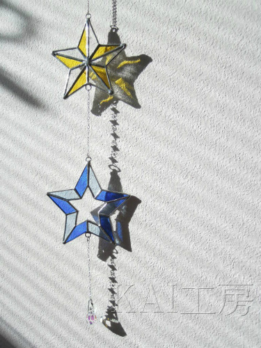 DOUBLE STARS サンキャッチャー