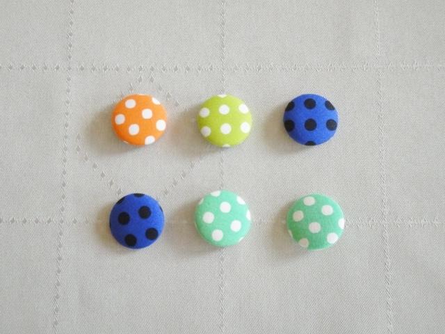 ★sale★くるみボタンセット #4