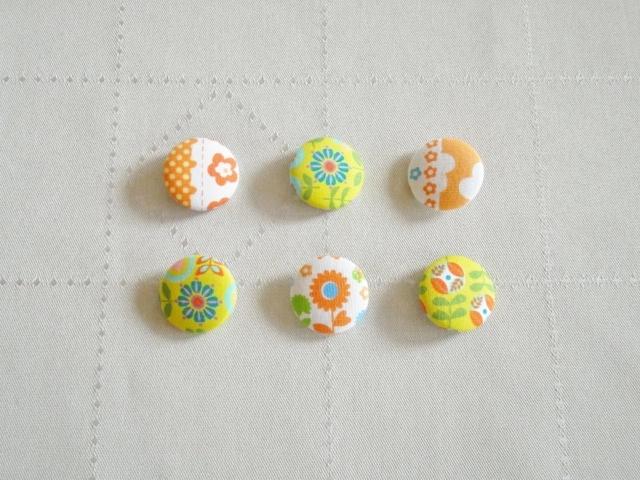 ★sale★くるみボタンセット #5