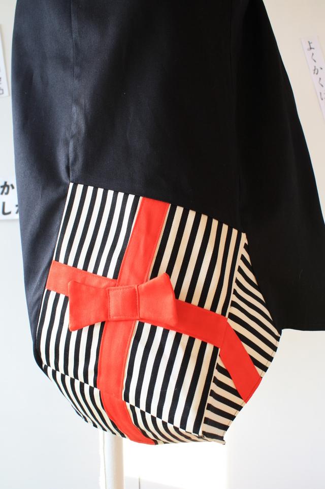 かくばり2号ちゃん かくばる君に贈り物スカート