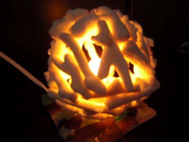 サンゴのランプシェイド0331-b