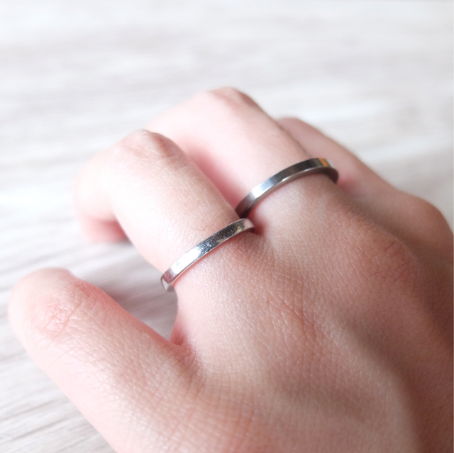 【Circle】 stainless_ring