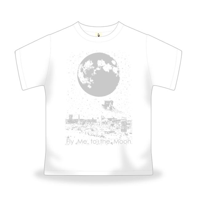 かぐや姫〜Fly me to the Moon〜-真昼の月- Mサイズ(男女兼用)