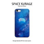 SPACE KURAGE iPhoneケース 宇宙