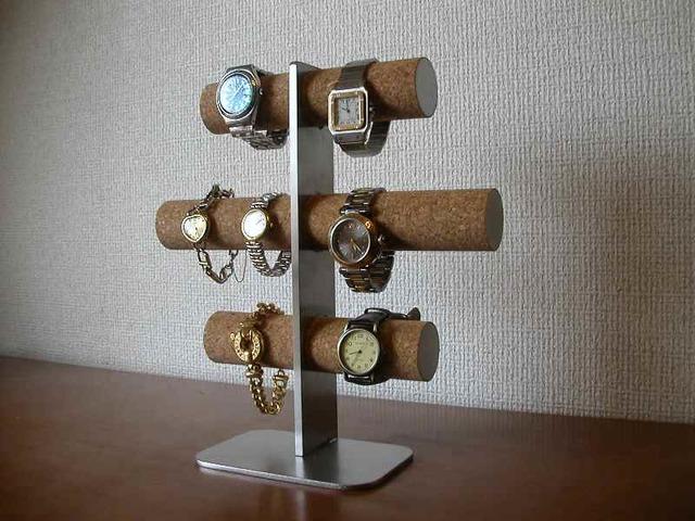 8本掛け腕時計スタンド スタンダードスタンド