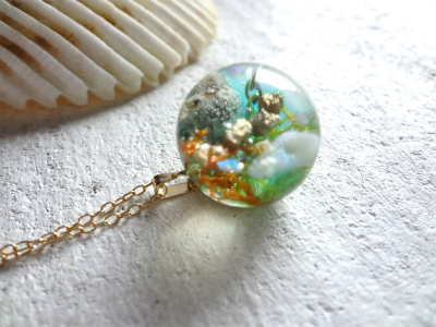 Seascape Necklace k